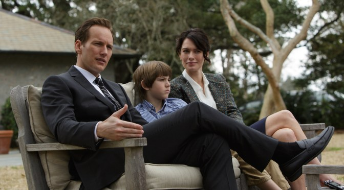 Patrick Wilson Unleashes 'Zipper' In Tense Political Thriller