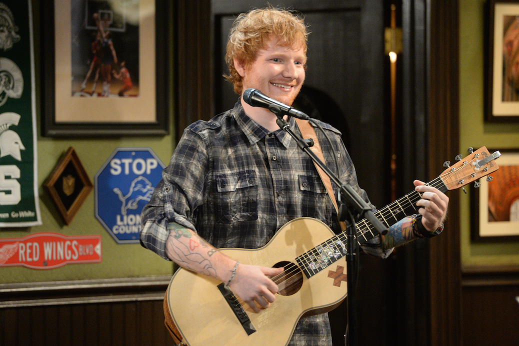 Ed Sheeran Lands NBC Special With Wembley Performance