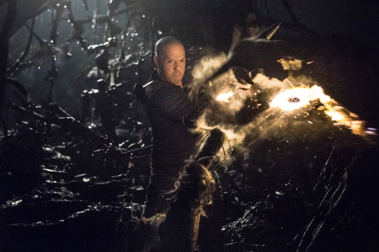 'The Last Witch Hunter' Live Forever Trailer Debuts