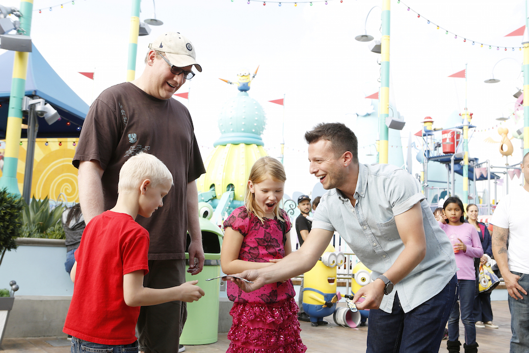 "VIDEO: Mat Franco On ""Magic"" Passions And Performing"