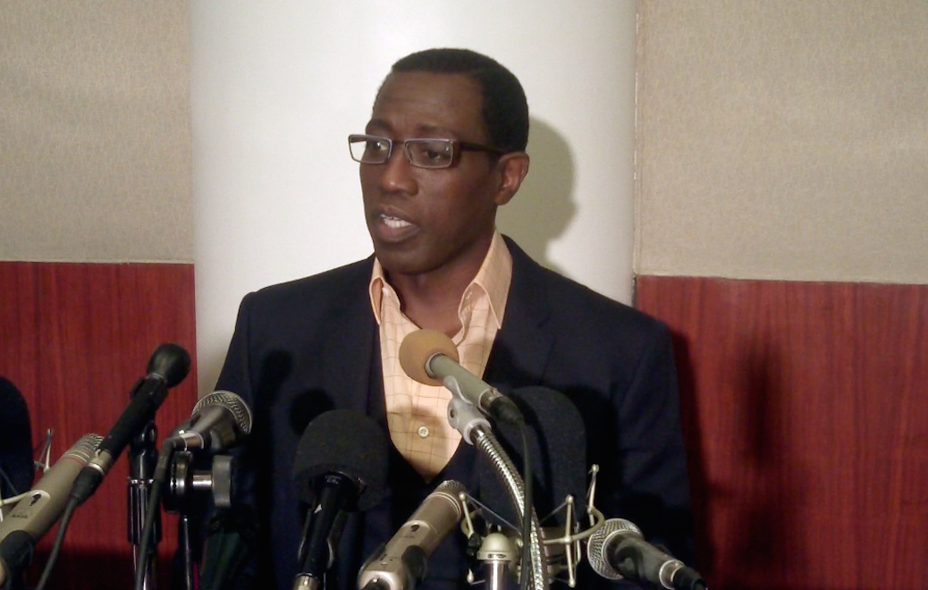 Wesley Snipes Talks 'The Player' And James Brown Biopic