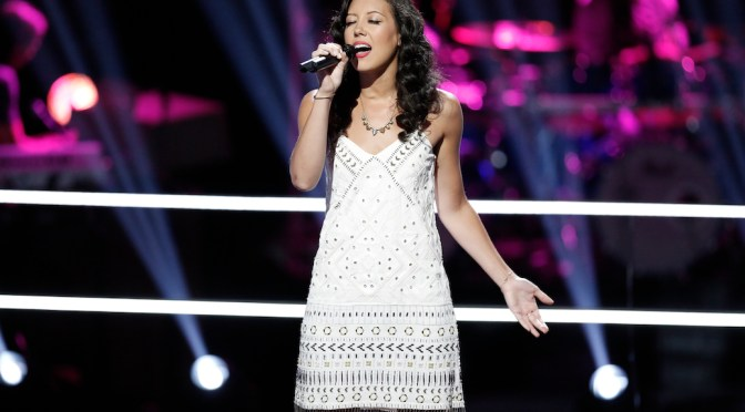 'The Voice' Battle Rounds: Ladies First On Battle's Last