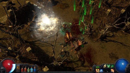 Path of Exile Ascendancy - Grinding Gear Games