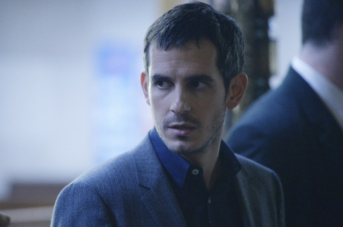 "QUANTICO - (ABC/Phillippe Bosse) TATE ELLINGTON is ""Simon Asher"""