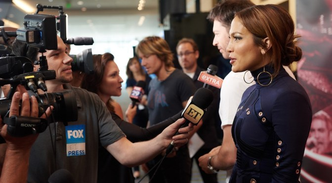 "Jennifer Lopez On 'American Idol' – ""I'm Sad To See It Go"""