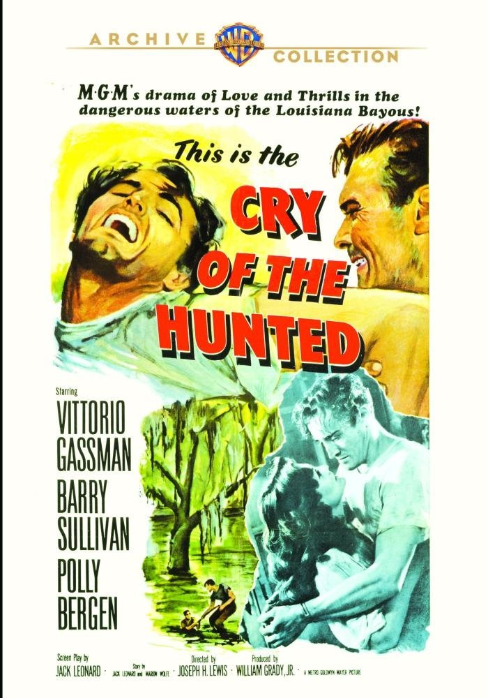 Cry of the Hunted - Warner Archive Collection