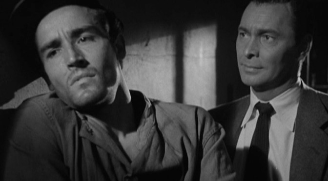Review: 'Cry of the Hunted' Is Swamp Filled Film Noir From Warner Archive