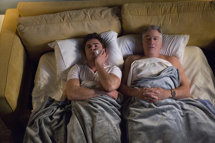 Dirty Grandpa - Zac Efron, Robert De Niro