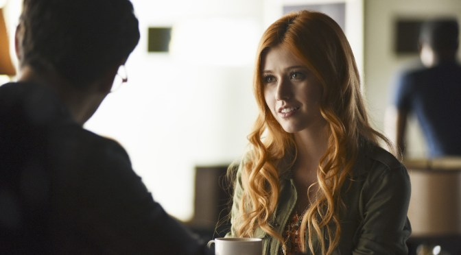"Katherine McNamara Talks ""Huge Responsibility"" of 'Shadowhunters'"