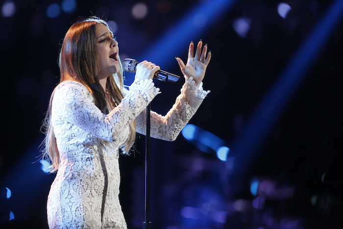 THE VOICE -- Pictured: Alisan Porter -- (Photo by: Trae Patton/NBC)