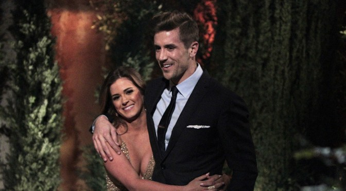 The Bachelorette Ep. 1: JoJo Fletcher Impressed With Jordan Rodgers