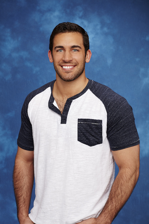 THE BACHELORETTE -(ABC/Craig Sjodin) DEREK