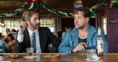THE NICE GUYS - Ryan Gosling, Russell Crowe