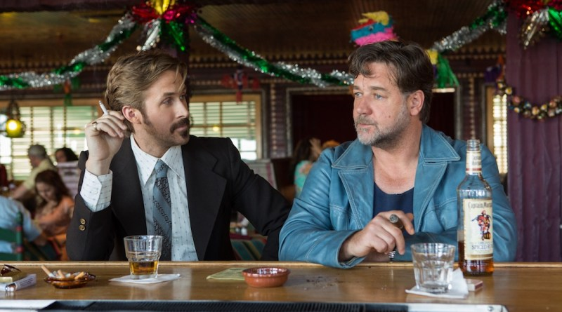 THE NICE GUYS - Ryan Gosling, Russell Crowe