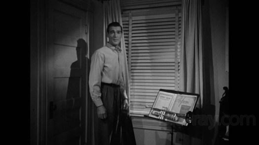 Rory Mallinson in 'Dark Passage.' Credit - Bluray.com (link in photo)