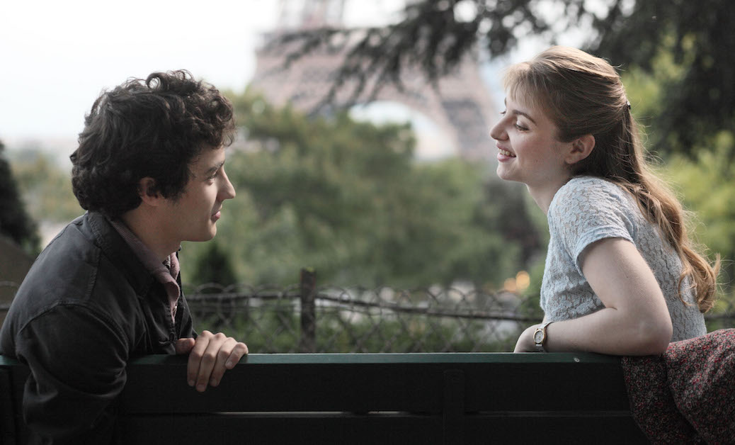 'My Golden Days' DVD Celebrates International Kissing Day