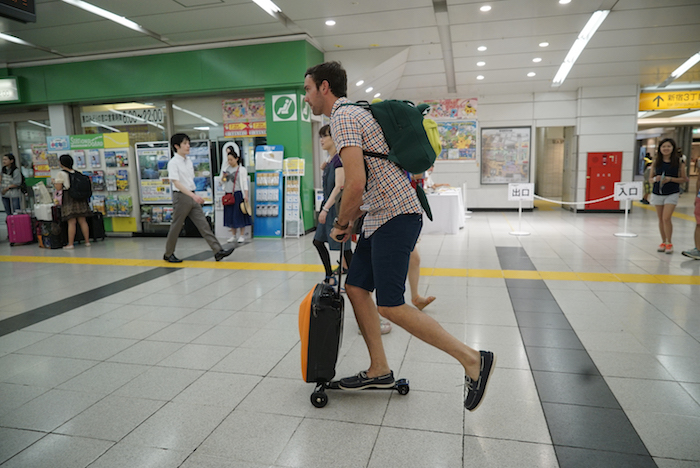 """BETTER LATE THAN NEVER -- """"Tokyo, Japan"""" Pictured: Jeff Dye -- (Photo by: Paul Drinkwater/NBC)"""