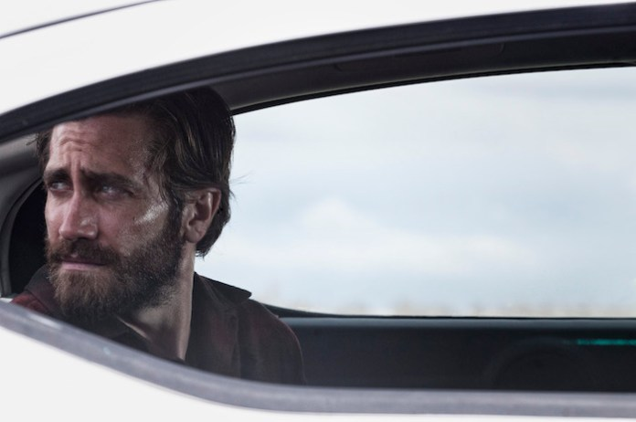 Academy Award nominee Jake Gyllenhaal portrays Tony Hastings in writer/director Tom Ford's romantic thriller NOCTURNAL ANIMALS, a Focus Features release. Credit: Merrick Morton/Focus Features