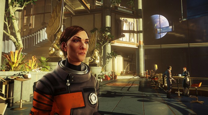 "New ""Prey"" Trailer Delves Into ""The History of TranStar"""