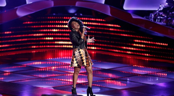 'The Voice' Blinds: Courtney Harrell, Blaine Long Lead Coaches Final Picks