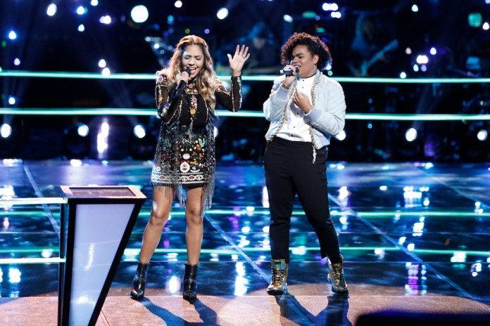 Hello From 'The Voice' Battle Rounds, Night 1