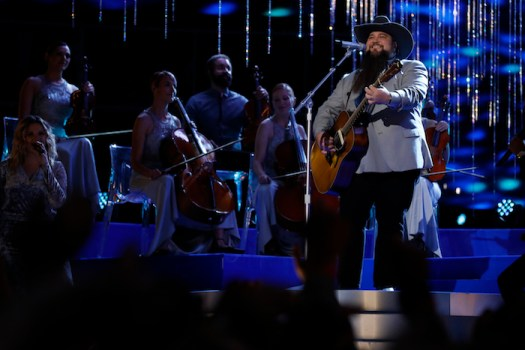 "THE VOICE -- ""Live Finale""  -- Pictured: Sundance Head -- (Photo by: Trae Patton/NBC)"