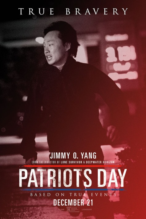 "Jimmy O. Yang - ""Patriots Day"""
