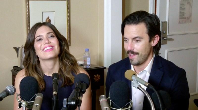 Mandy Moore & Milo Ventimiglia