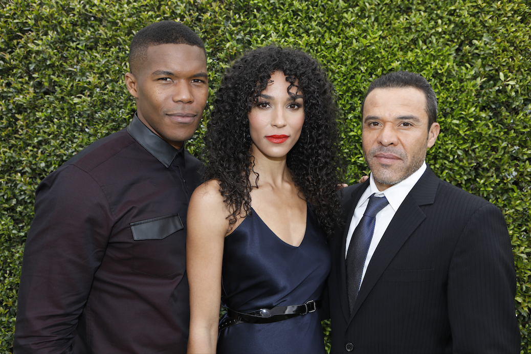 "Gaius Charles, Michael Irby, And Brooklyn Sudano Reflect On Acting Origins (""Taken"")"