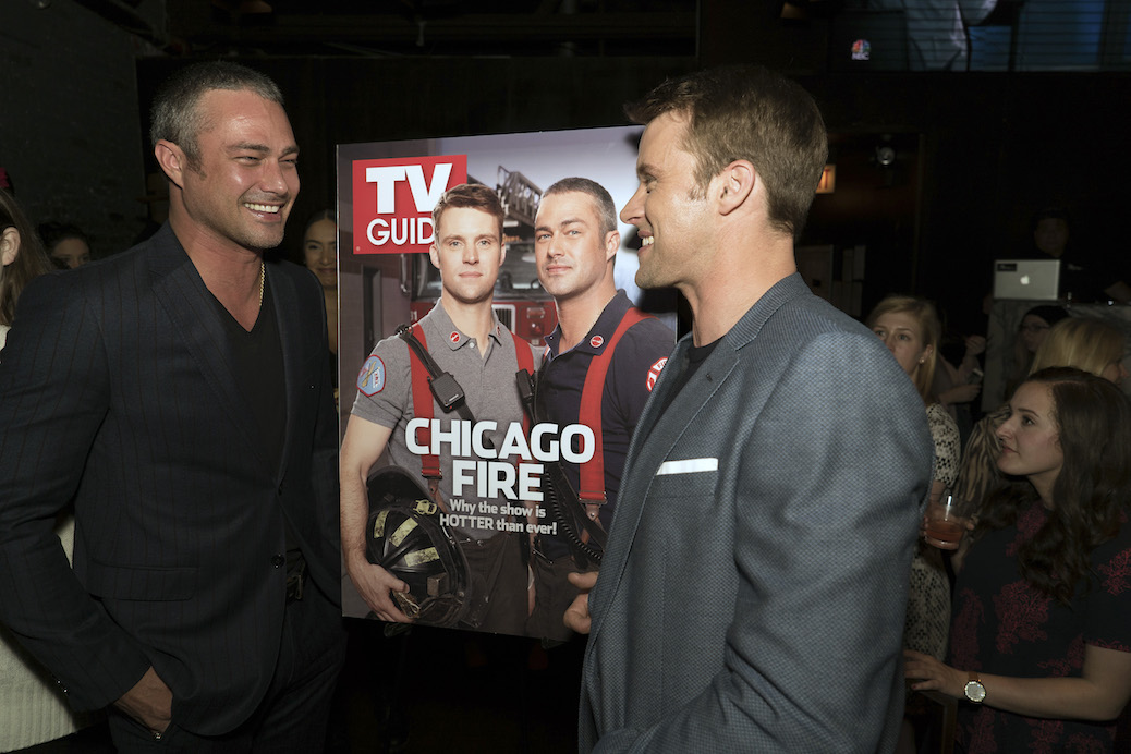 VIDEO: Taylor Kinney Reflects On 'Fashion House' & Expensive Sushi Cravings!