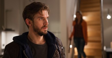 Dan Stevens - The Kill Switch