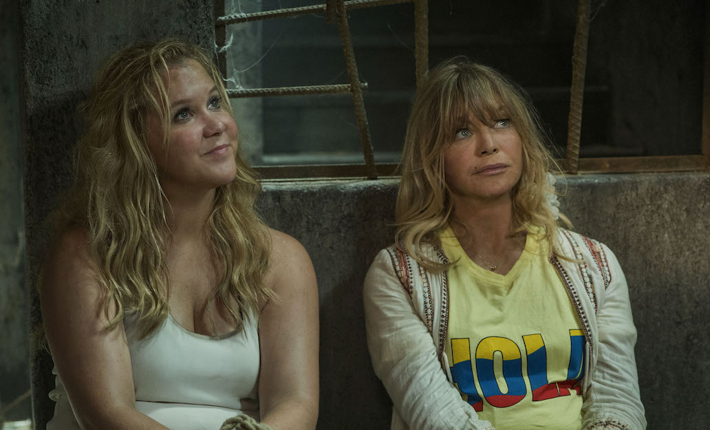 'Snatched' With Amy Schumer & Goldie Hawn Hits Blu-Ray In August