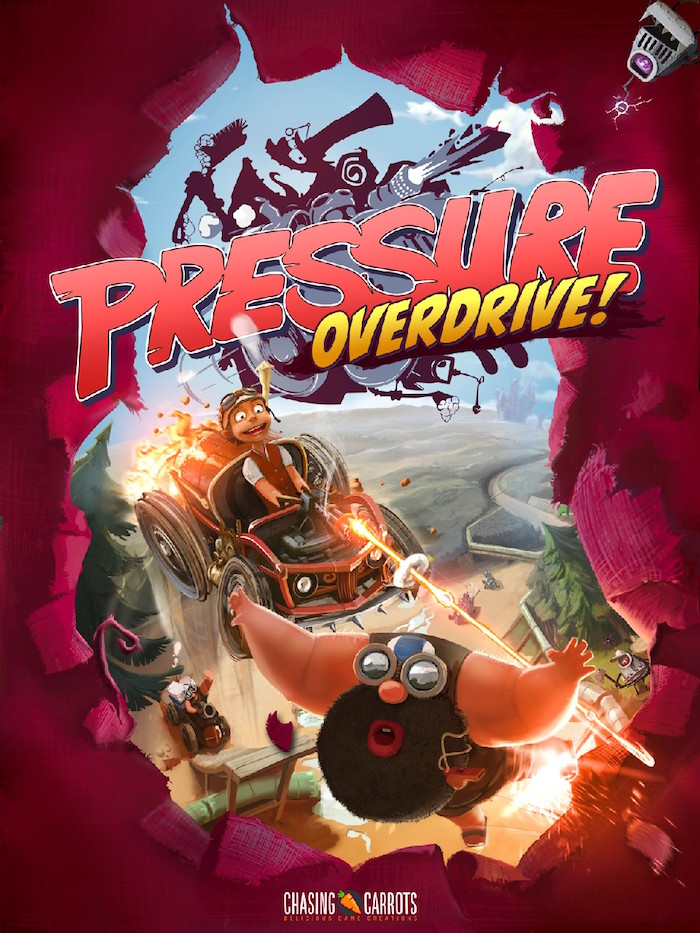Pressure Overdrive - Chasing Carrots