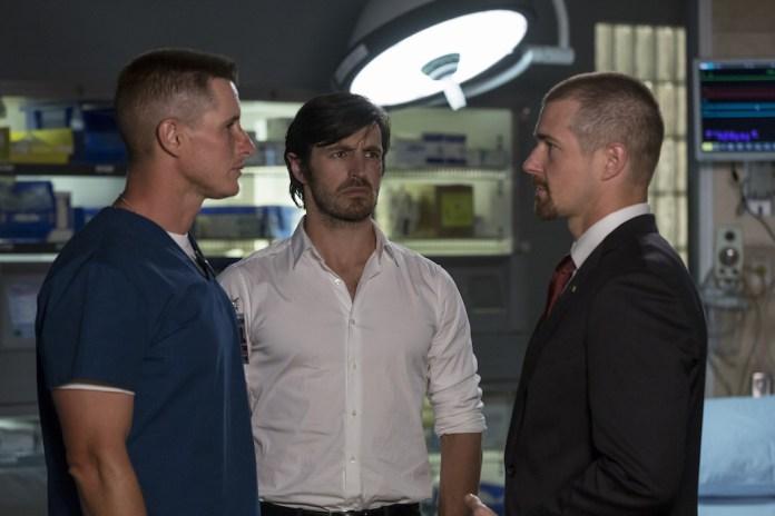 The Night Shift - Brendan Fehr, Eoin Macken, Josh Kelly