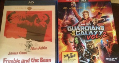 Guardians of the Galaxy Vol. 2 - Freebie and the Bean
