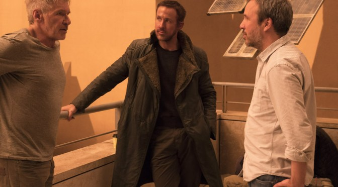Ryan Gosling Talks Childhood Impressions Of 'Blade Runner' And Harrison Ford Collaboration