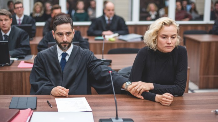 Diane Kruger Discusses Acting Journey And Return To Germany With 'In The Fade'