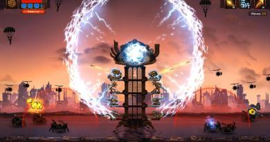 Steampunk Tower 2 - DreamGate