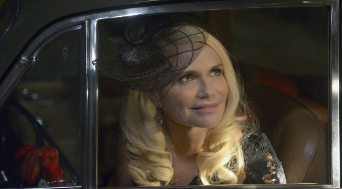 Kristin Chenoweth Talks 'Class Rank' And Trusting Your Gut