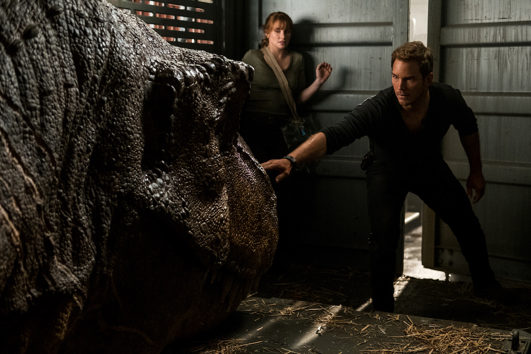 Spoiled Cinema: 'Jurassic World: Fallen Kingdom'