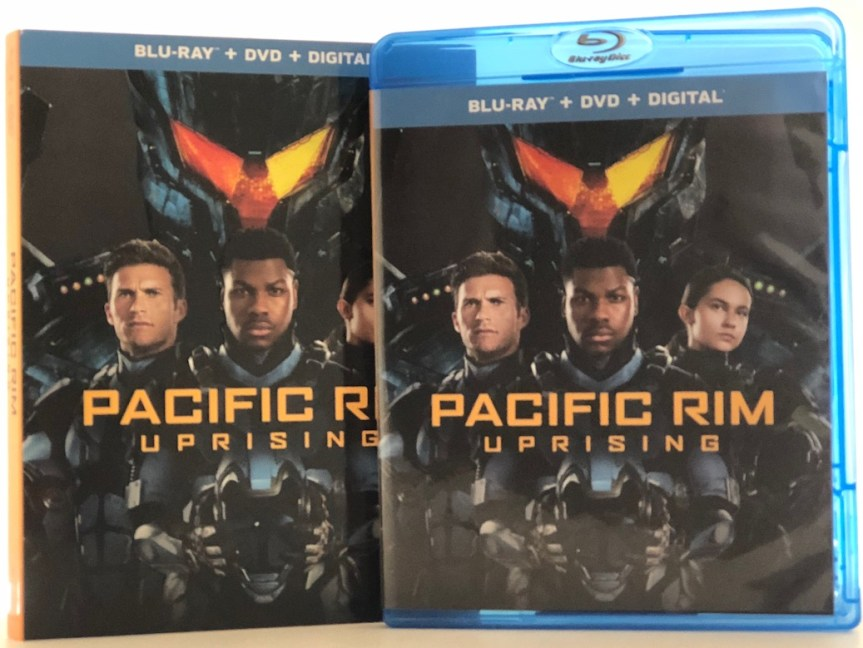 'Pacific Rim: Uprising' Blu-Ray Giveaway From CinemAddicts