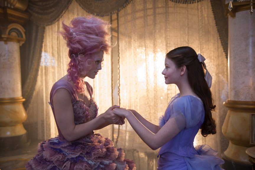 Mackenzie Foy Aims To Save A Kingdom In 'The Nutcracker and the Four Realms' Trailer