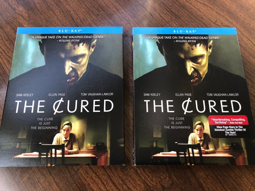 'The Cured' (Ellen Page, Sam Keeley) Blu-Ray Giveaway From CinemAddicts!