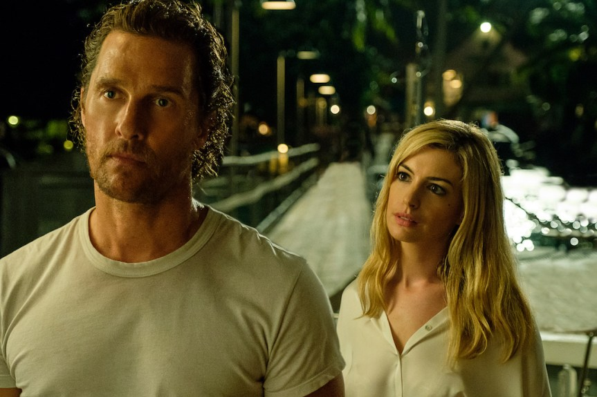 Matthew McConaughey And Anne Hathaway Go Boating In Murderous 'Serenity' Trailer