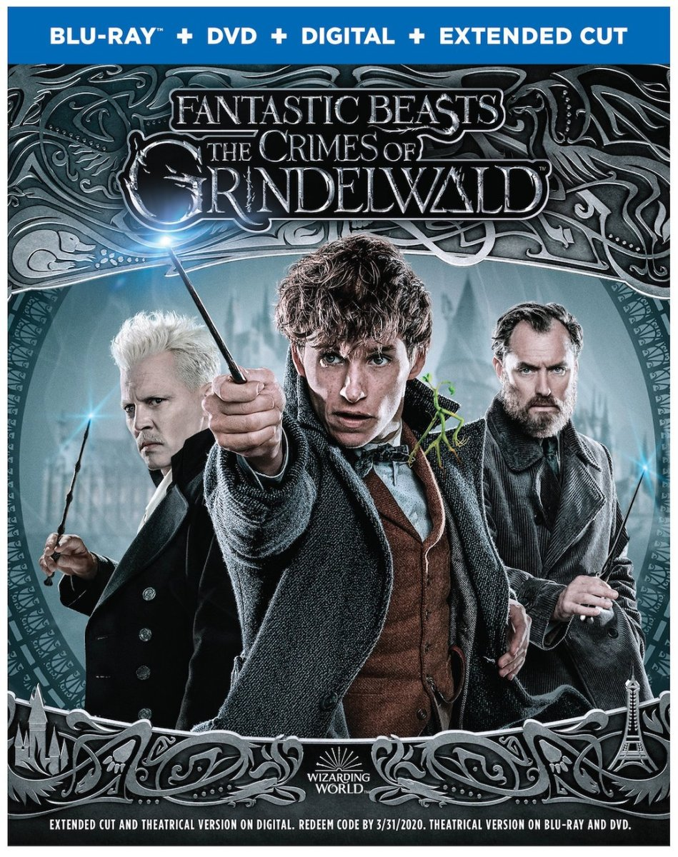 'Fantastic Beasts: The Crimes of Grindelwald' Hits Blu-ray In March