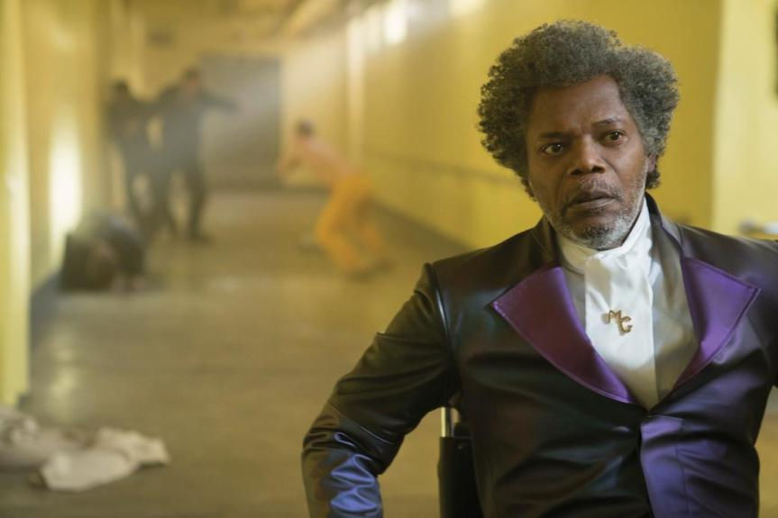 Samuel L. Jackson Raises Another 'Glass' To A Memorable 'Unbreakable' Trilogy