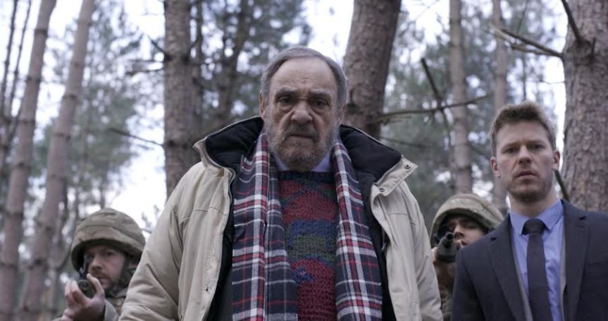 John Rhys-Davies Confronts The Undead In 'Soldier of War' Trailer