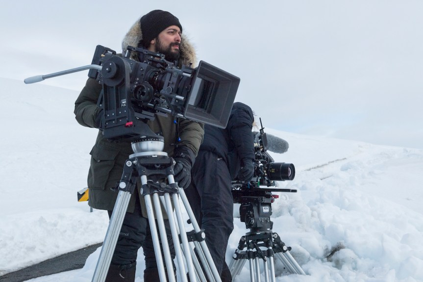 "'Arctic' Interview: Director Joe Penna Discusses ""Turning Point"" Of Filmmaking Journey"