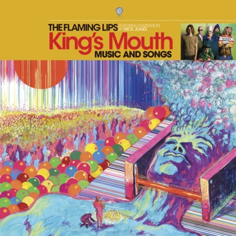 'The Flaming Lips' To Release 'King's Mouth: Music And Songs' In July