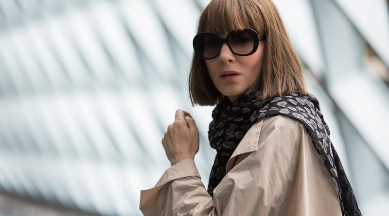 """Cate Blanchett Digs Into """"Painful"""" Character With 'Where'd You Go Bernadette'"""
